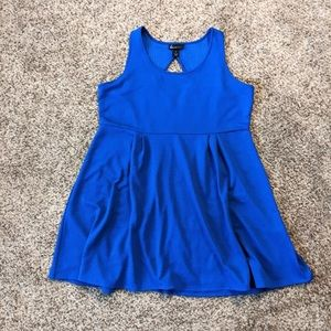 Lane Bryant Blue Dress Size 22